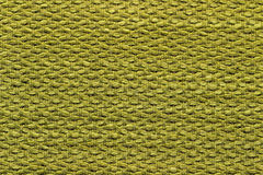 Canvas fabric texture. Rustic canvas fabric texture in mustard color and pattern woven Stock Image
