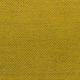 Canvas fabric texture. Rustic canvas fabric texture in mustard color. Square shape Royalty Free Stock Photography