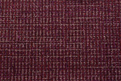 Canvas fabric texture. Rustic canvas fabric texture in purple lines color Royalty Free Stock Photo
