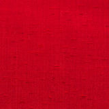 Canvas fabric texture. Rustic canvas fabric texture in red color. Square shape Stock Image
