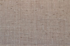 Canvas fabric texture. Rustic canvas fabric texture in sand color Royalty Free Stock Photos