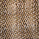Canvas fabric texture. Rustic canvas fabric texture in terra color. Square shape Stock Image