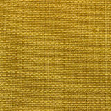 Canvas fabric texture. Rustic canvas fabric texture in yellow color and tweed pattern. Square shape Stock Photo