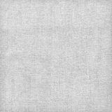 Canvas fabric texture. White canvas fabric texture or background Stock Photography