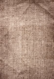 Canvas grunge texture Royalty Free Stock Photo