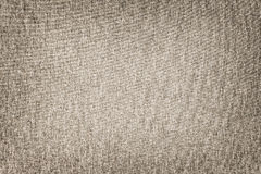 Canvas linen texture of vintage grunge background Royalty Free Stock Image