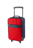 Canvas luggage Royalty Free Stock Image