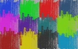canvas multicolored pastello Fondo illustrazione vettoriale