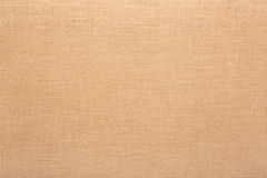 Canvas, natural burlap texture background Royalty Free Stock Photo