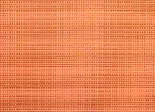 Canvas orange background Stock Image