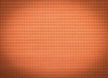Canvas orange background Royalty Free Stock Photo