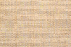 Canvas, rustic burlap texture background Royalty Free Stock Images