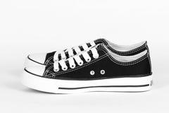 Canvas shoes stock photos