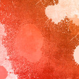 Canvas splatters texture Stock Images