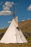 Canvas Tepee Stock Photos