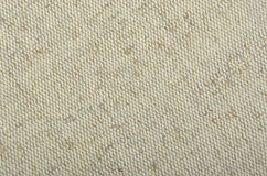 Canvas textile textured background Stock Photography