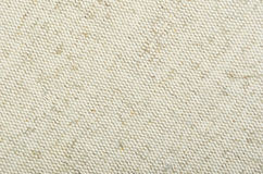 Canvas textile textured background Stock Images