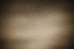 Canvas texture. Grey and brown fabric textured abstract canvas background. Landscape orientation Royalty Free Stock Images