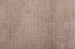 Canvas texture. Close up of old linen texture Royalty Free Stock Images