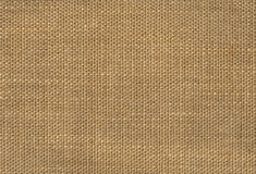Canvas Texture. Old canvas texture, natural linen background Royalty Free Stock Images