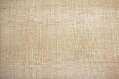 Canvas texture. With vingette close up Stock Photo