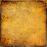 Canvas texture. Canvas, an old yellowish canvas texture Royalty Free Stock Image
