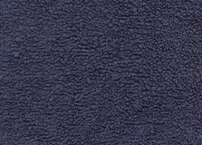 Canvas texture background. Blue royalty free stock image