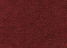 Canvas texture background. Red royalty free stock photography