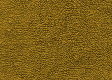 Canvas texture background. Yellow royalty free stock photos