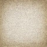 Canvas texture background Royalty Free Stock Photos