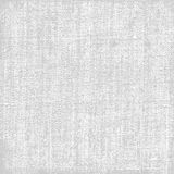 Canvas texture background. Gray color with white backdrop Stock Images