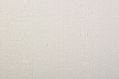 Canvas Texture. Close up of White Canvas texture, big background Stock Photos