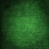 Canvas texture of green color, grunge background Stock Photos
