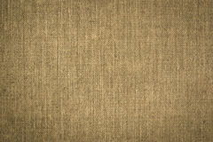 Canvas texture. Old canvas texture background . Copy space Stock Images