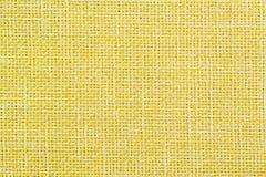 Canvas texture seamless background. Stock Photos