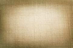 Canvas textured background Stock Image