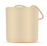 Canvas Tote Grocery Bag Royalty Free Stock Image