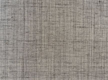 Canvas, unbleached linen texture. Natural background Royalty Free Stock Photography