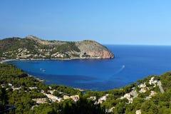 Canyamel Bay. Mallorca during summer vacation Stock Photography