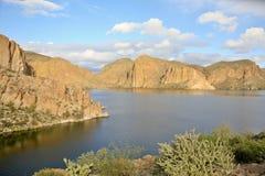 Canyon湖,亚利桑那,美国 图库摄影