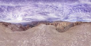 Canyon ?di Charyn ? Fucilazione panoramica La natura ?del Kazakistan ? Riserva ?Altyn Emel ? fotografie stock
