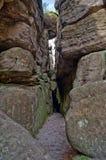 canyon Fotografia Stock