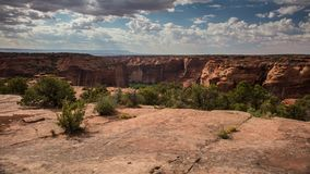 Canyon antique Image stock