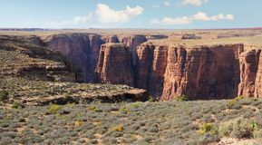Canyon in Arizona Royalty Free Stock Image