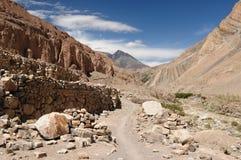 Canyon Cotahuasi, Perù Fotografia Stock