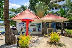Canyon Cove Resort in Nasugbu, Batangas, Philippine Stock Image