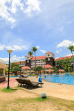 Canyon Cove Resort in Nasugbu, Batangas, Philippine Stock Photography