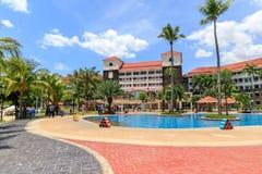 Canyon Cove Resort in Nasugbu, Batangas, Philippine Stock Images