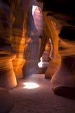 Canyon d'antilope Image stock