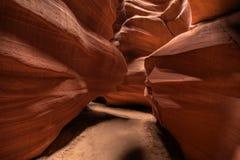 Canyon d'antilope Photographie stock libre de droits